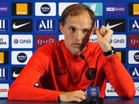 "15e j. - Tuchel : ""Je ne pense pas une seconde à Dortmund"""