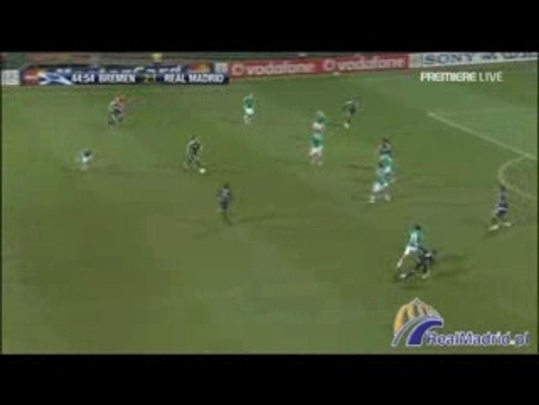 05. Werder Brême - Real Madrid