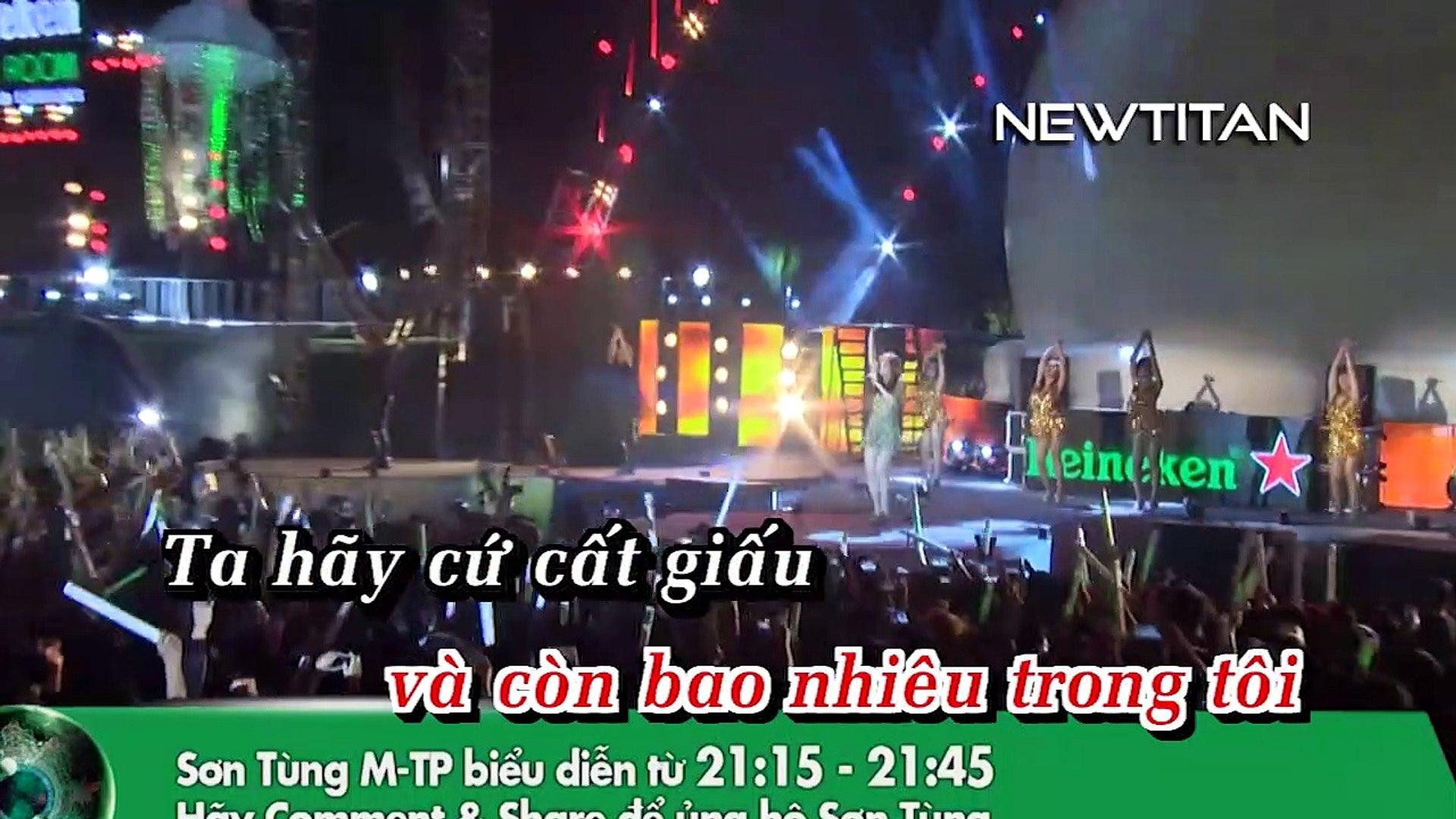 [Karaoke] Giấu - Hoàng Thùy Linh [Beat]