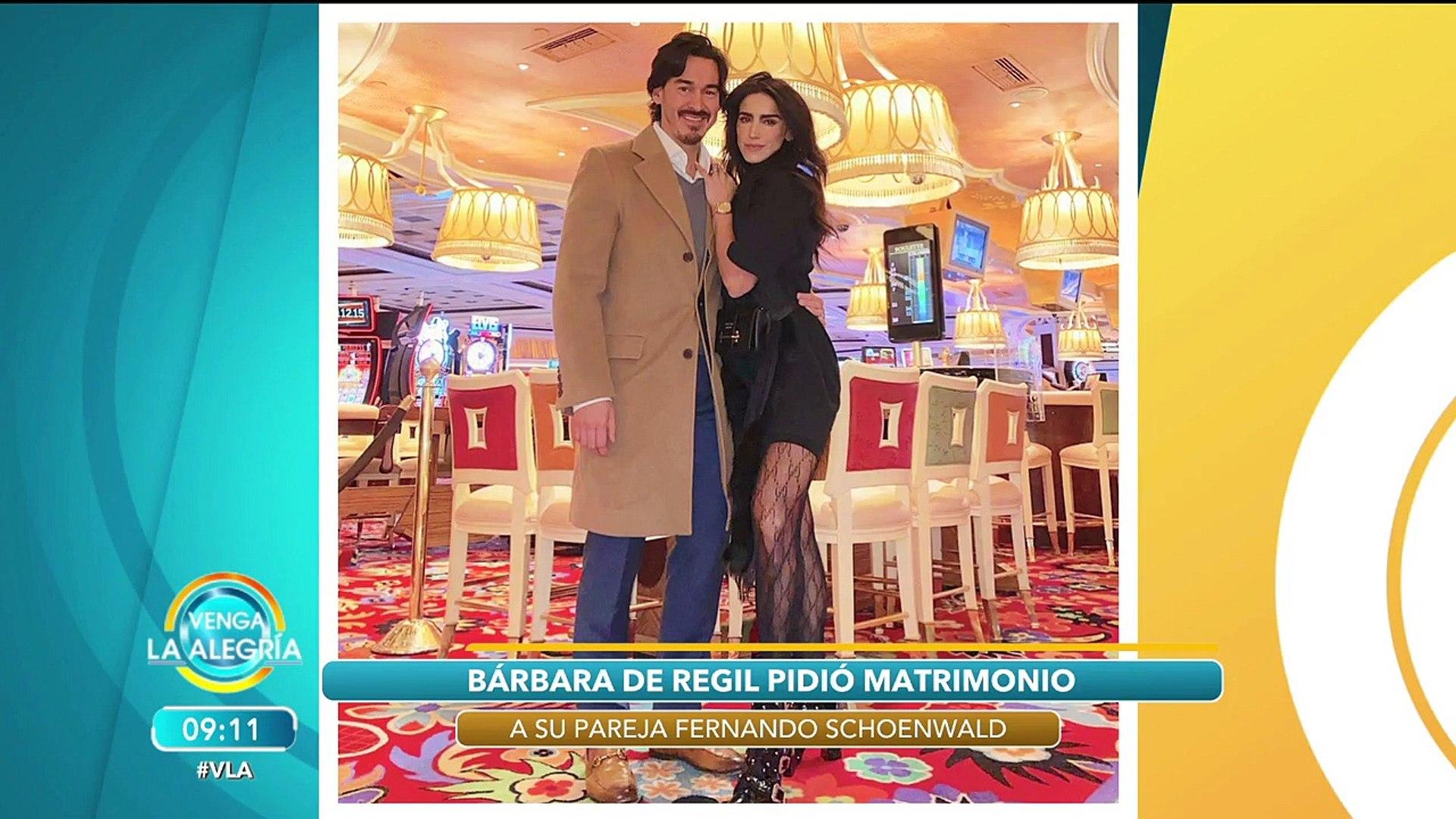 Bárbara de Regil renovará votos con su esposo tras cinco años juntos. | Venga La Alegría