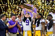LSU Wins College Football Championship