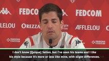 Barcelona fan Moreno saddened by Valverde sacking