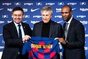 FC Barcelone : qui es-tu Quique Setién ?