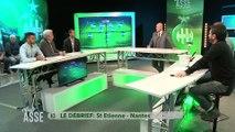 Débrief' de la purge contre Nantes, les dernières rumeurs mercato et la suite en CDF et championnat, ne manquez pas Club ASSE !
