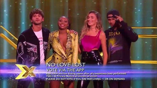 The X Factor Celebrity S01E03