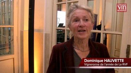 """Dominique Hauvette : """"Façonner mon vin m'a permis d'exprimer ma féminité"""""""