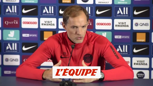 Tuchel «On joue trop tard pour les enfants» - Foot - L1 - PSG