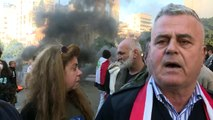 اللبنانيون في الشوارع مجدداً مع تعثر تشكيل حكومة وتدهور الاقتصاد