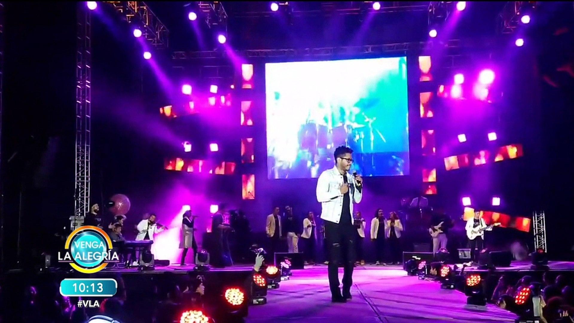 ¡Samo quiere dar lo mejor de sí en Jesucristo Súperestrella! | Venga La Alegría