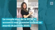 Heureuse nouvelle ce mardi pour Daniela Prepeliuc et Quentin Warlop: leur petit Victor est né!