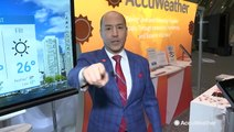 Northeast forecast live from the 100th Annual AMS Convention