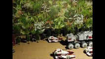 Star Wars the Clone War Story Chapter Four (a lego star wars stop motion)_3