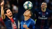 Sem Neymar, revista francesa elege a seleção da década no PSG