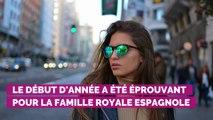 La reine Letizia d'Espagne recycle une jupe à fleurs de sa créatrice fétiche
