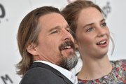 "Ethan Hawke Says His Daughter's Success Is Still ""Shocking"""