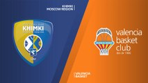 Khimki Moscow Region - Valencia Basket Highlights | Turkish Airlines EuroLeague, RS Round 19