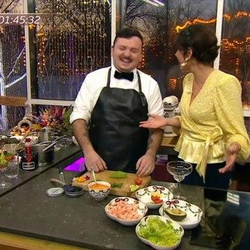 2|4 - Umut Sakarya ~ Nytårsmad ~ 31 December 2019 ~ Godt Nytår Danmark ~ TV2 Danmark