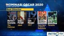 Ada Film Korea dalam Nominator Oscar 2020
