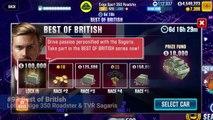 #93 CSR Racing 2   Best of British   Part 1/2   Lotus Exige Sport 350 Roadster & TVR Sagaris