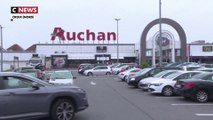 Auchan annonce la suppression de plus de 500 emplois