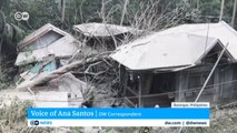 Philippines Taal volcano- Major eruption brewing - DW News