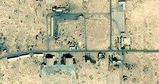 Suriye'nin doğusundaki T-4 askeri hava üssüne füzeli saldırı düzenlendi