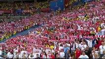 Copa Mundial de la FIFA Polonia 0 - 3 Colombia 23 Junio 2018