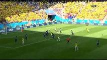 Copa Mundial de la FIFA Colombia 1 - 2 Japón 19 Junio 2018