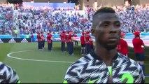 Copa Mundial de la FIFA Nigeria 2 - 0 Islandia 22 Junio 2018