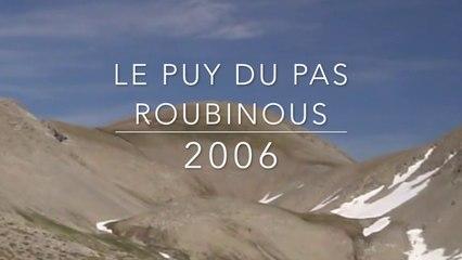 LE PUY DU PAS ROUBINOUS 2006