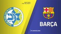 Maccabi FOX Tel Aviv - FC Barcelona Highlights | Turkish Airlines EuroLeague, RS Round 19