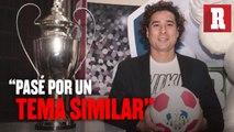 """'Yo pasé por un tema similar y prefiero no opinar"""": Guillermo Ochoa"""