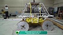 Nasa testa veículo que vai procurar água na Lua