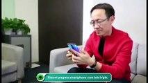 Xiaomi prepara smartphone com tela tripla
