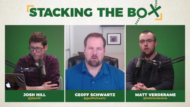 Vikings/Seahawks Reactions | Stacking the Box