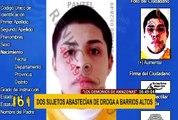 'Los demonios de Amazonas' fueron detenidos en su guarida de Barrios Altos