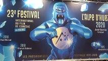 Ouverture du Festival du film de comédie de l'Alpe d'Huez