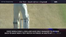 5 Things - England looking for rare back-to-back South Africa wins