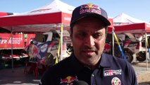 Dakar 2020 - Stage 6 - Interview Nasser Al-Attiyah, TOYOTA GAZOO Racing