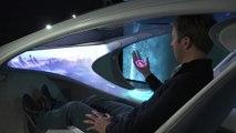 "Mercedes-Benz VISION AVTR - Interior ""Seat Buck"""