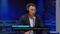 FOX Sports Radio: 'Chaco' Giménez está y le cree a Víctor Guzmán