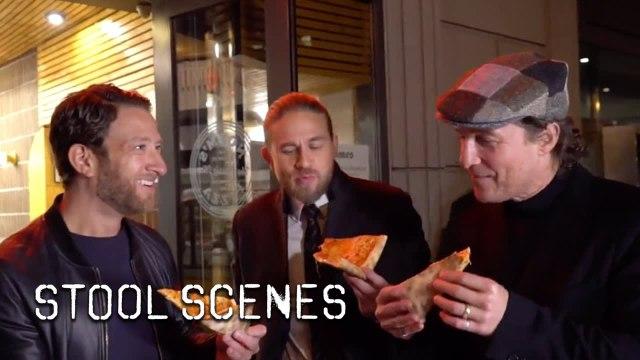 Stool Scenes 242.5 - Alright Alright Alright Frankie