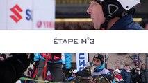 Résumé sportif de l'Etape 3 – Mardi 14 janvier – Les Gets