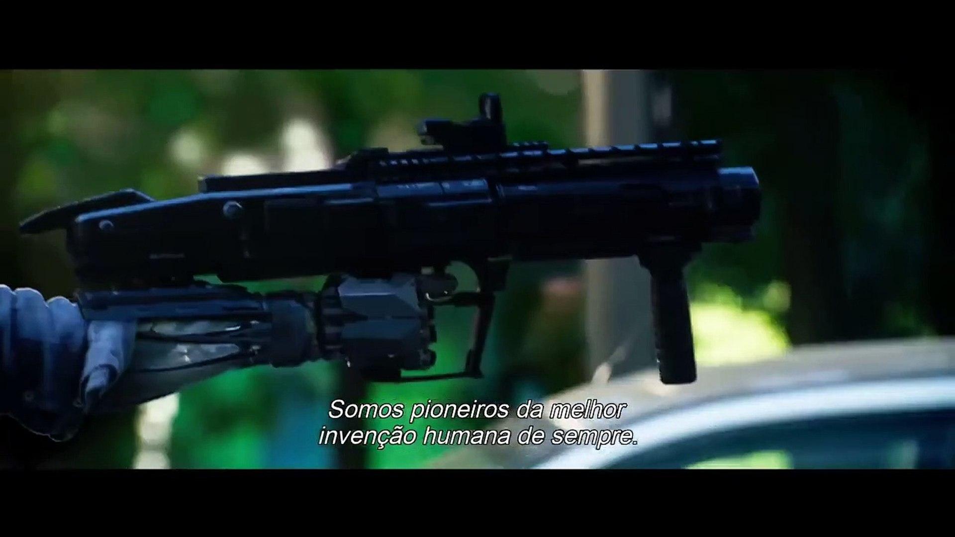 BLOODSHOT Trailer Português LEGENDADO # 2 (Novo, 2020) Vin Diesel