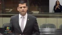 tn7-Liberación Nacional acuerda separar temporalmente a diputado Daniel Ulate-140120