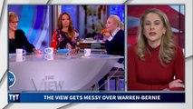 Meghan McCain Cluelessly Attacks Bernie Sanders