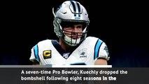 Luke Kuechly announces shock retirement