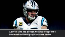 Luke Kuechly announces shock retirement