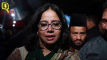 'CAA Is Against Humanity': Sadaf Jafar at Delhi's Khureji Protest
