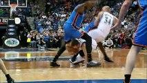 Oklahoma City Thunder 93-101 Minnesota Timberwolves